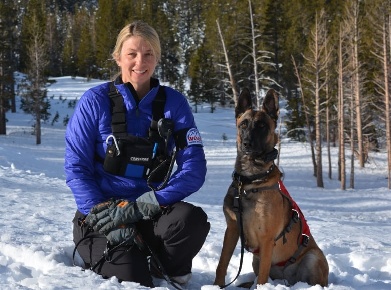 What the dog smelled: The science and mystery of cadaver dogs