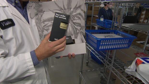 Tweed prescription packaging