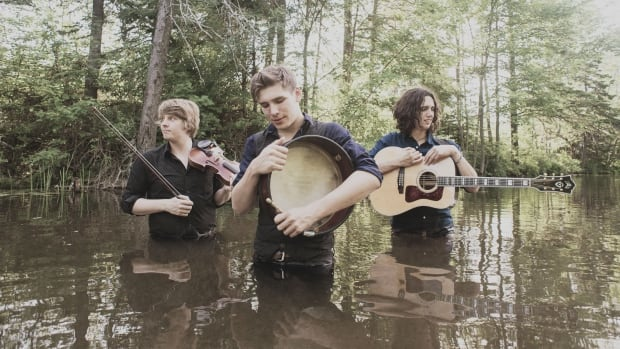 P.E.I.'s Ten Strings and a Goat Skin just finished a 3 week tour of Europe, winning a major award at one festival.