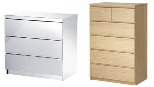 29 Million Malm Dressers Are Being Recalled.