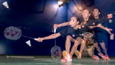 michelle li badminton
