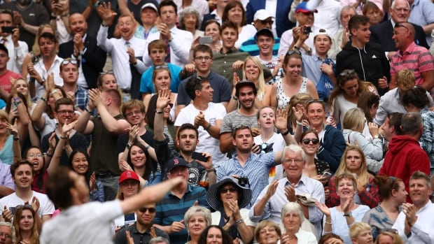 Wimbledon has joined forces with IBM to bolster its social media. In addition to monitoring Twitter and Facebook, IBM's Watson will also be monitoring fans' facial expressions to determine who they're cheering for.