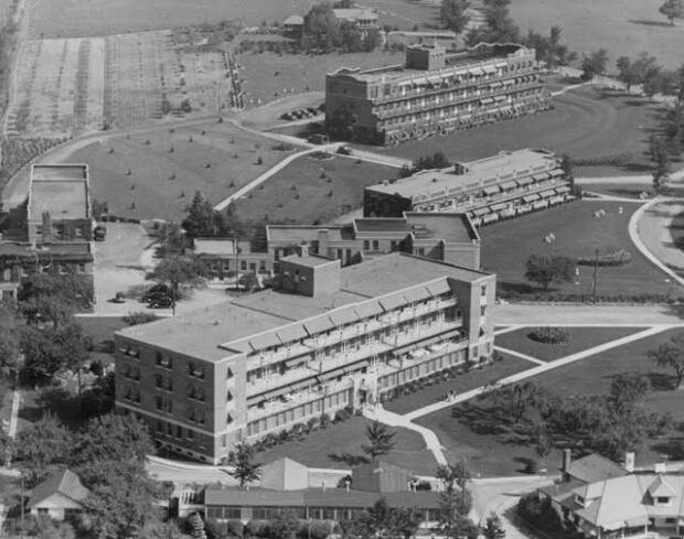 The Mountain Sanatorium