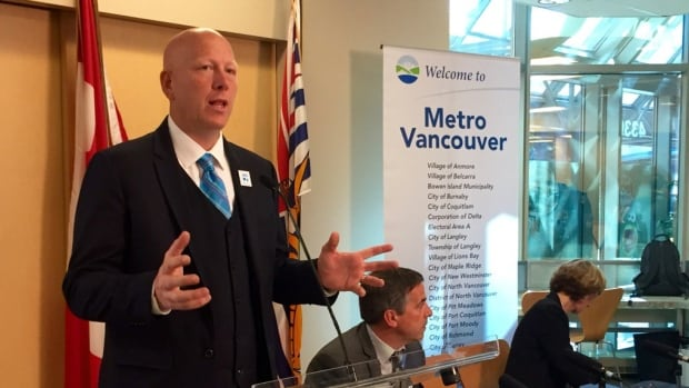 Metro Vancouver Board Chair Greg Moore says there hasn't been enough consultation on the bridge project to replace the aging George Massey Tunnel.