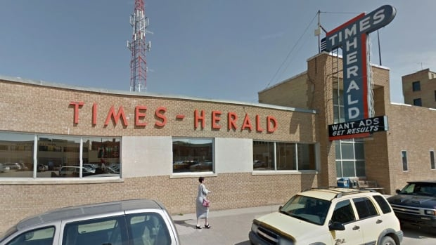 The Moose Jaw Times-Herald has operated out of its offices at 44 Fairford St. W. since 1954.