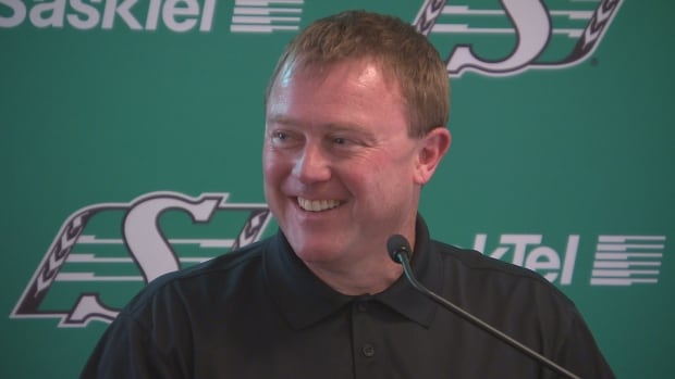 Riders' Head Coach and G.M. Chris Jones is sounding and looking confident as the team heads into the 2016 season.