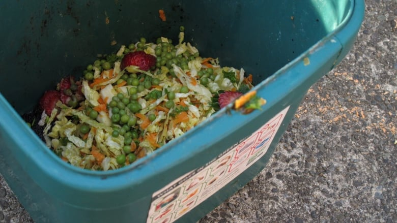What really happens to the organic waste you put in your compost bin