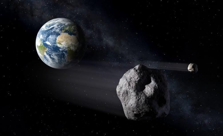 It's Asteroid Day: Consider this newly discovered space rock that circles around Earth