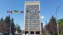 Regina City Hall Building