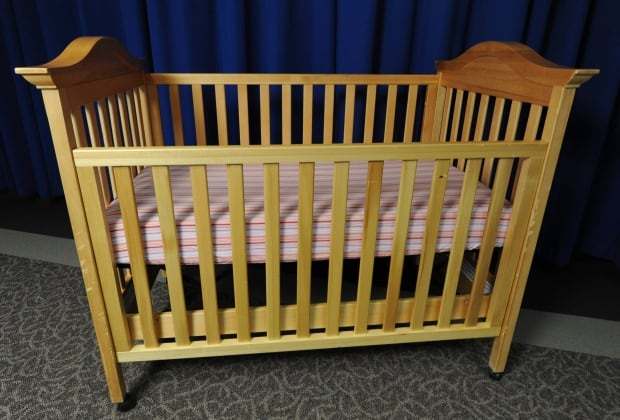 Homes Drop Side Cribs