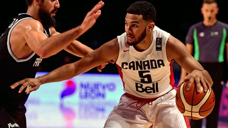 Canadian men s basketball team has final shot at Olympics  a216607c6
