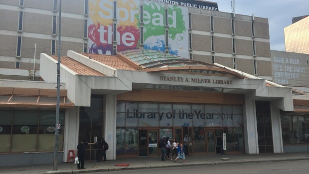 The Stanley Milner library is expected to close early in 2017 to allow for $62.5 million renovations. It's expected to reopen in 2020.