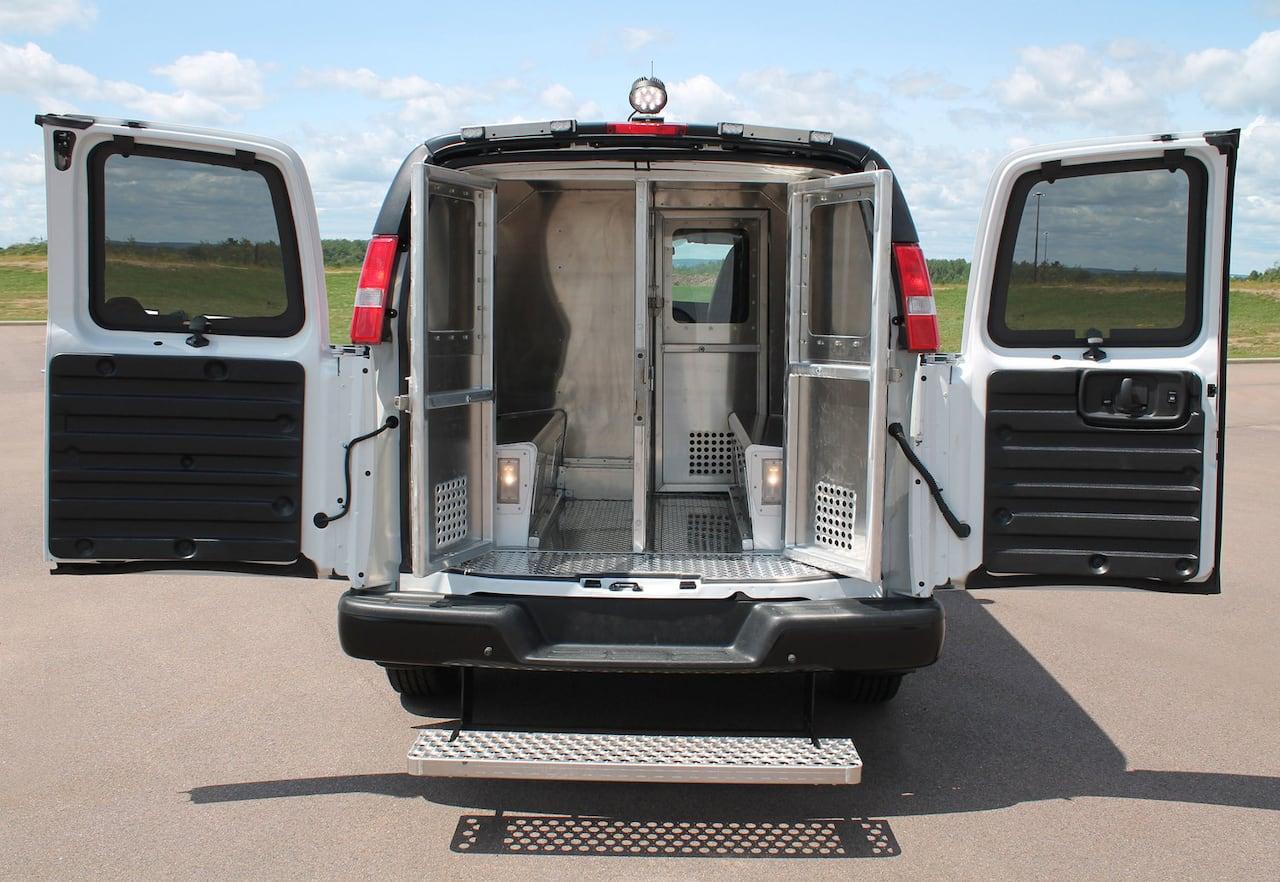 New Brunswick getting new, safer vans to transport prisoners