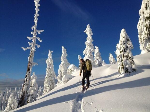 BC park ranger Cypress Provincial Park
