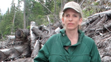 'Force of nature': B.C. environmentalist Gwen Barlee, 54, mourned