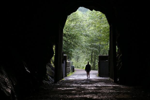 tunnel trail