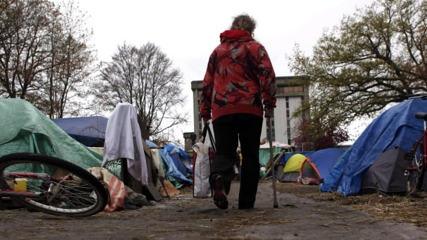 On July 5 a B.C. judge granted the provincial government an injunction to shut down the homeless camp, but only once new social housing opened in the city.