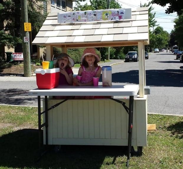 lemonade National Capital Commission permit Ottawa