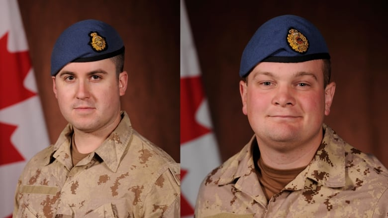 2 Canadian Forces officers identified as victims of Canada Day plane crash outside Winnipeg