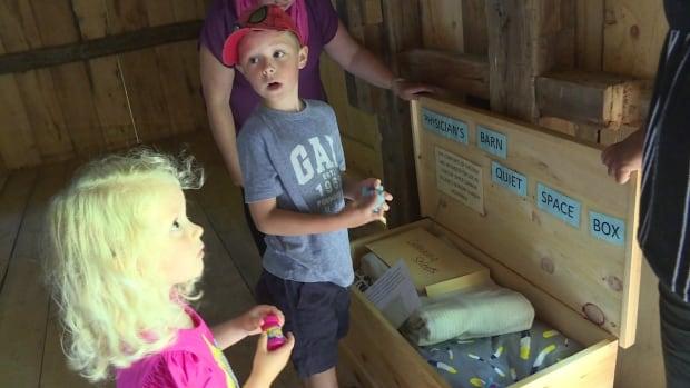 Upper Canada village autism