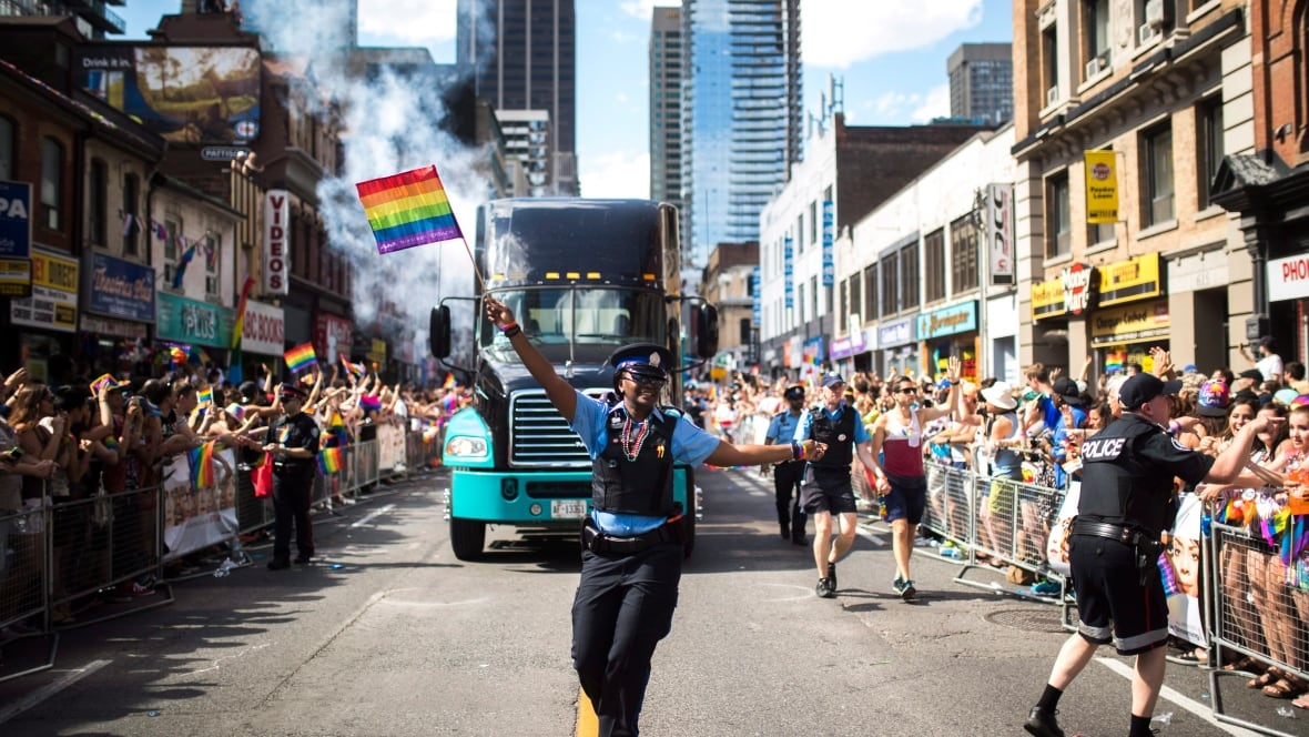 toronto gay pride parade route