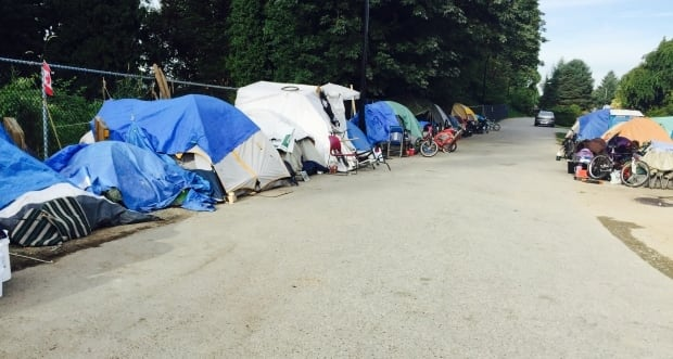 Maple Ridge extends temporary shelter to deal with homelessness issue in the city
