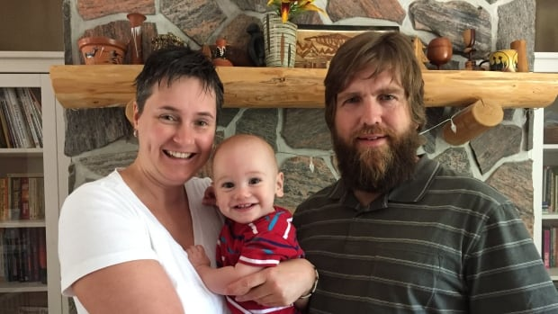 Ontario parents Tatiana Mitchell and Jeff Hathaway say they struggled to get treatment for their son, Ben after he developed three bull's-eye rashes.
