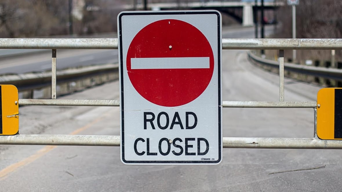 Don Valley Parkway closure this weekend for spring maintenance