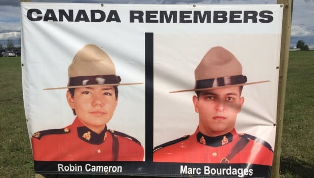 robin cameron marc bourdages spiritwood RCMP