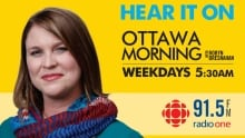 Robyn Bresnahan Ottawa Morning cbc