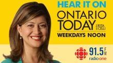 Ontario Today Rita Celli CBC