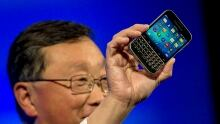 BLACKBERRY-STRATEGY/