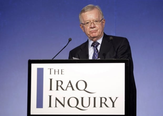 Britain Iraq Inquiry