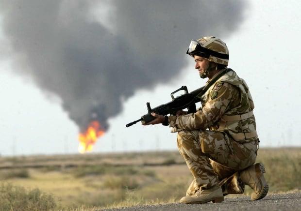IRAQ BRITAIN