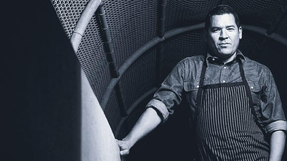 Chef Rich Francis has been a champion of the modern Indigenous cuisine.