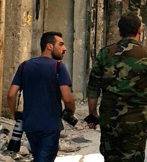 George, Aleppo