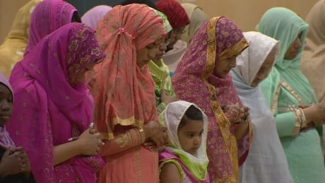 Muslim women Ramadan Yellowknife