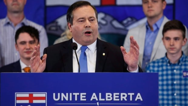 Alberta Conservative MP Jason Kenney announced he would be seeking the leadership of Alberta's Progressive Conservative party on July 6.