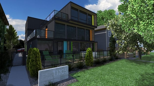 Apartment building made of shipping containers coming to Boyle ...
