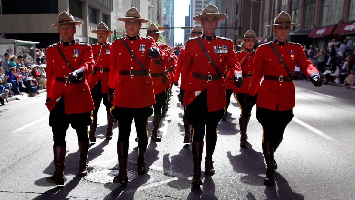 Mounties Refusing To Join Red Serge Community Events In