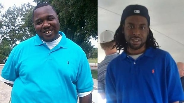 Alton Sterling, left, was shot and killed by police in Baton Rouge, La., on Tuesday morning. Philando Castile was shot and killed by a police officer in Falcon Heights, Minn., on Wednesday evening. Cellphone video from both incidents has been viewed widely online.