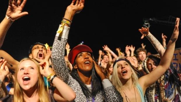 The 2017 Evolve Festival runs through Sunday.