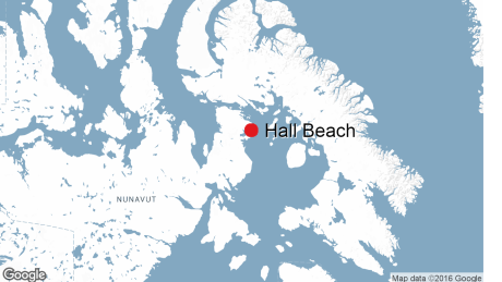 2nd man this summer uses Facebook Live to threaten police in Hall Beach, Nunavut