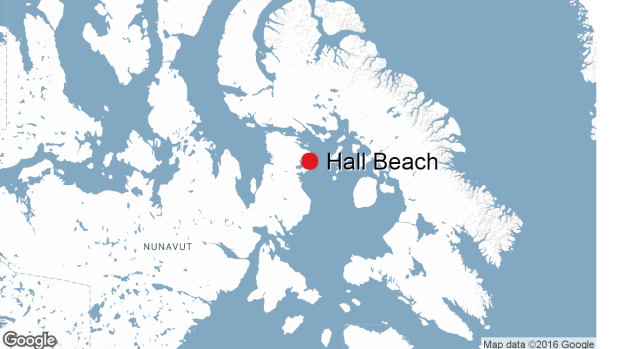 Hall Beach, Nunavut, population 848, has now seen two men take to social media this summer to threaten the public and the police.