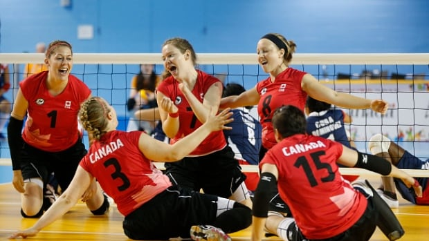 Volleyball Canada Announces Women S Sitting Volleyball