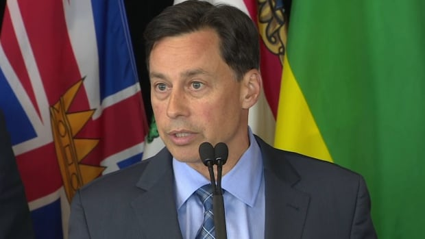 Brad Duguid, Ontario's minister of economic development, says he and his counterparts will present a package of recommendations to the premiers on opening up interprovincial trade.