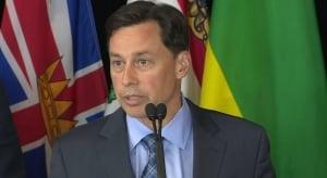 Brad Duguid, Ontario's minister of economic development