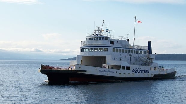 Passengers from Texada Island currently have to travel on the North Island Princess to Powell River as part of a five hour journey to Comox.