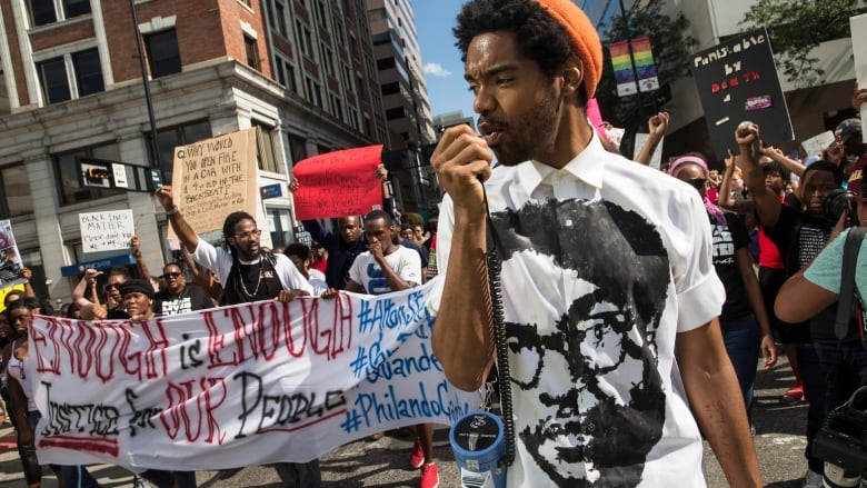 14 high-profile police-related deaths of U S  blacks | CBC News