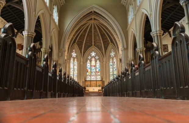 st. james cathedral toronto